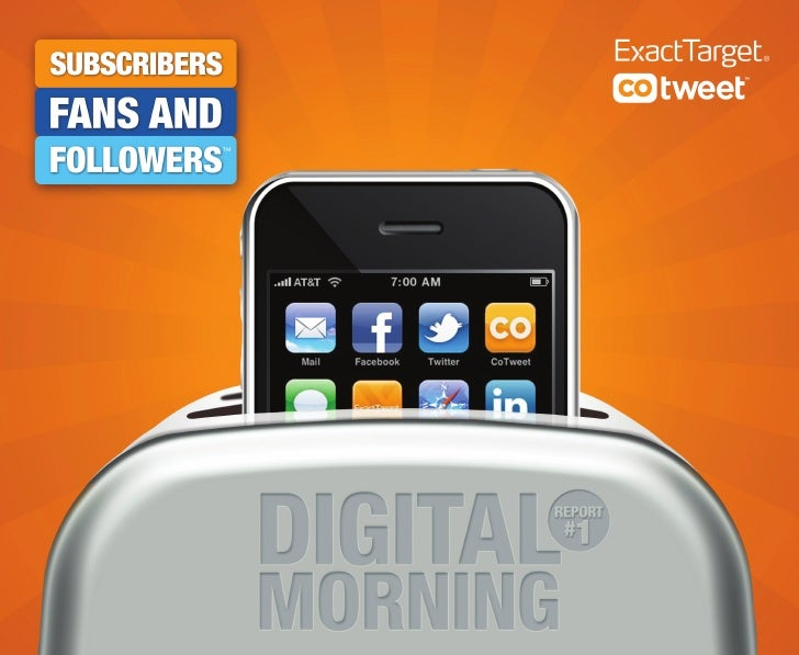 Subscribers, Fans, Followers - Digital Morning Final