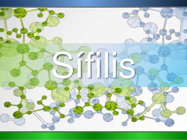 Sífilis