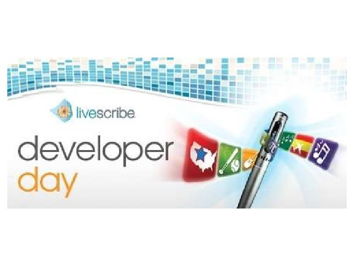 Learn about Java framework for pen-based computing and the Livescribe Platform at SF-JUG