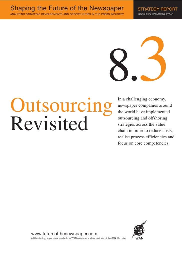 Доклад SFN 8.3. -  Возвращение к аутсорсингу / Outsourcing Revisited