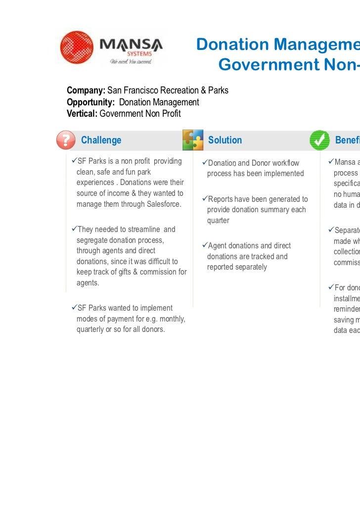 Sf recreation & parks   government non-profit [compatibility mode]