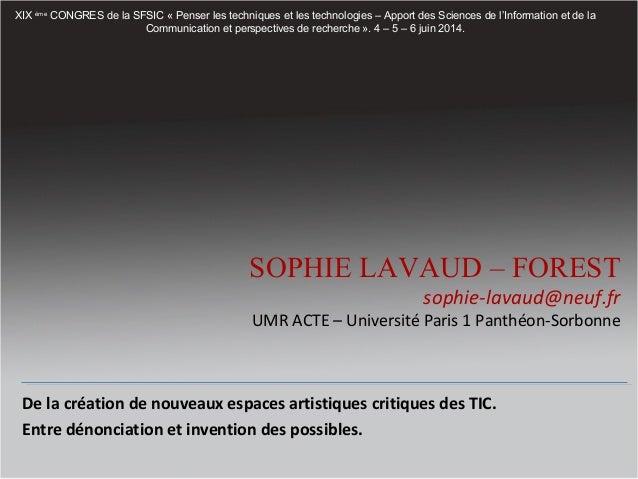 Sfsic14-140605-Lavaud