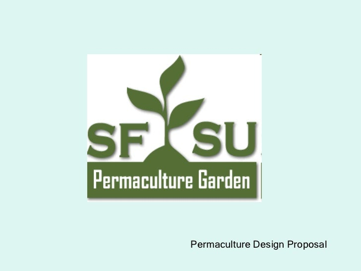 Permaculture Design Proposal