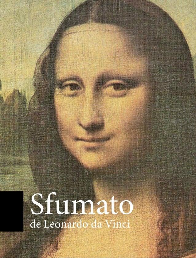 Sfumato de Leonardo da Vinci