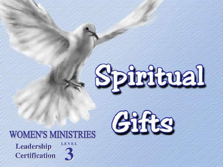 WOMEN'S MINISTRIES<br />Leadership<br />  Certification<br />L E V E L<br />3<br />