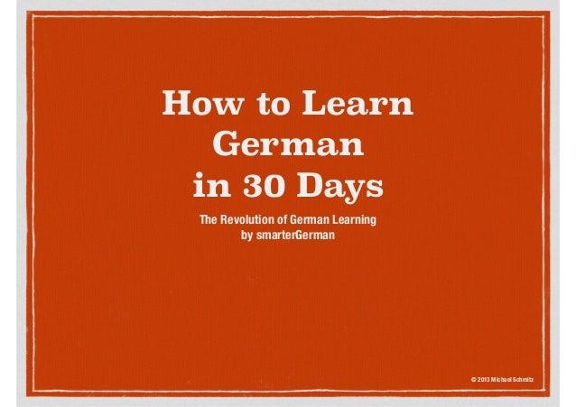 Essays In German Language
