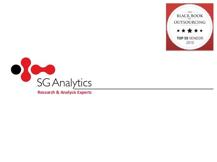 SGA Corporate Profile