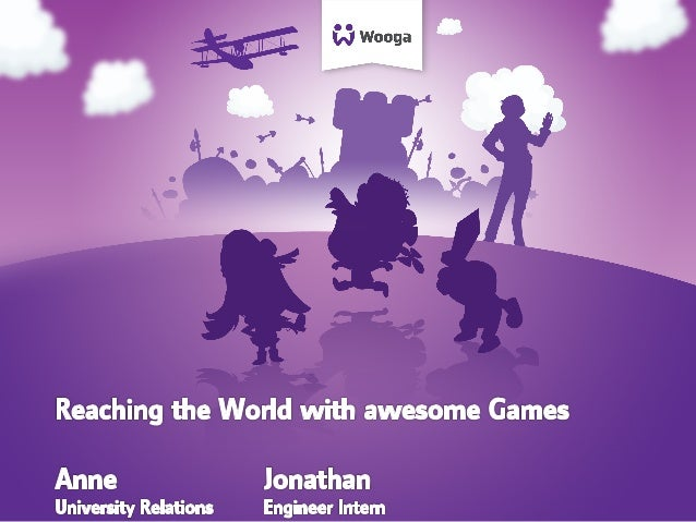 Reaching the World with awesome Games_SGAC13