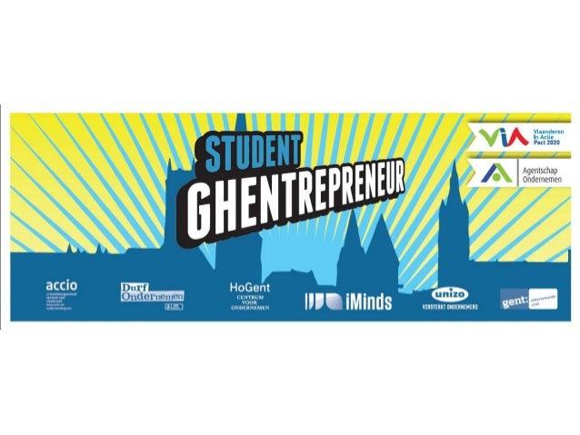 Steve Stevens  Business Developer @Dondernemen Ugent steve.stevens@ugent.be @SteveStevensUG
