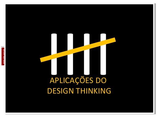 www.eler.com.brwww.eler.com.br APLICAÇÕES DO DESIGN THINKING IIII
