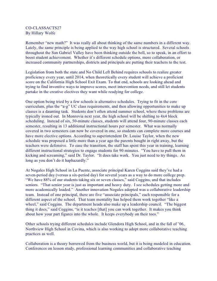 Sgv Tribune Article Apr 2006