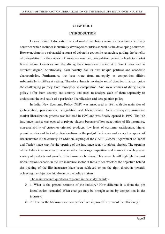 Phd thesis on life insurance