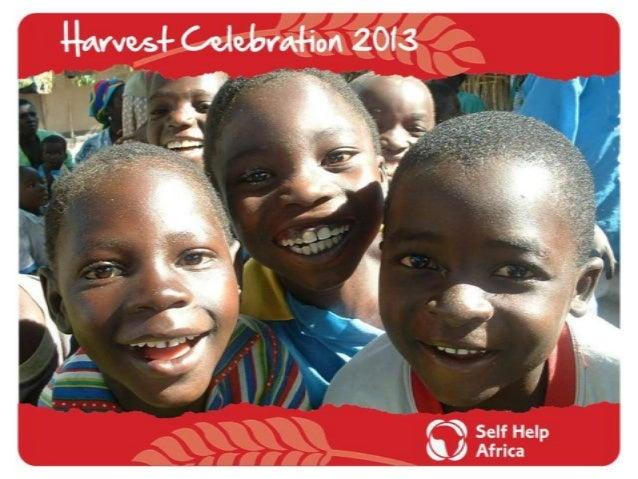 Harvest Celebration Service