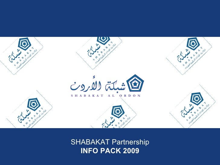 POSITIVE CHANGE through Technology SHABAKAT / CDI Arabic Region  ( Change through Digital Inclusion)