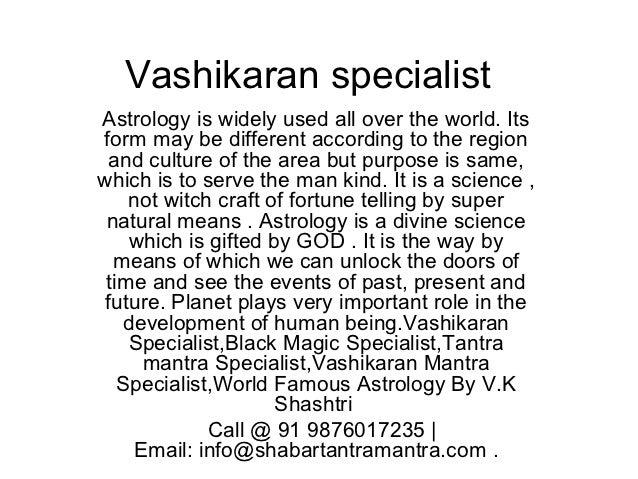 Mahakali Mantra Vashikaran specialistAstrology