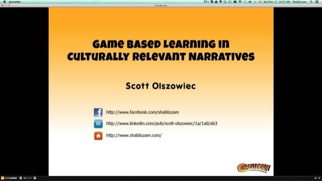 Emergent Learning & New Media