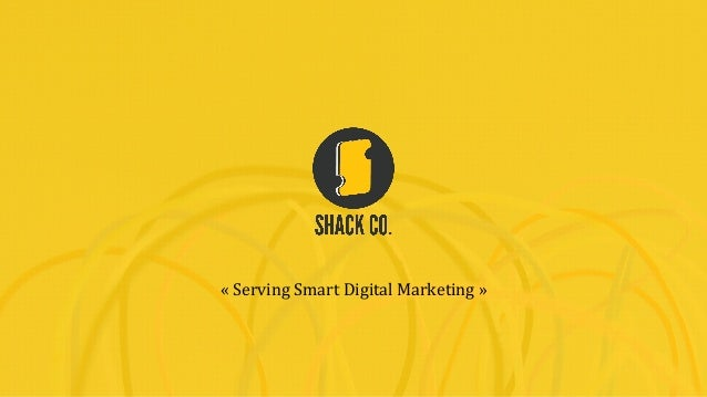 «	  Serving	  Smart	  Digital	  Marketing	  »