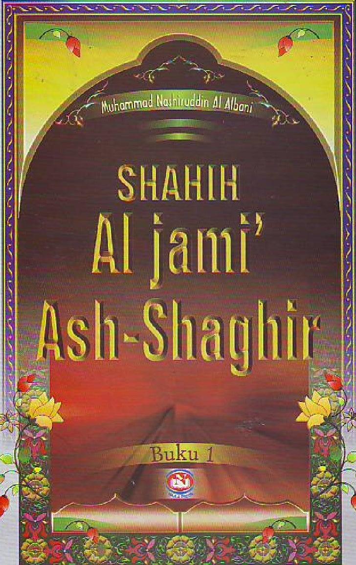 Shahih Jami  Ash Shaghir 1 - Al-albani