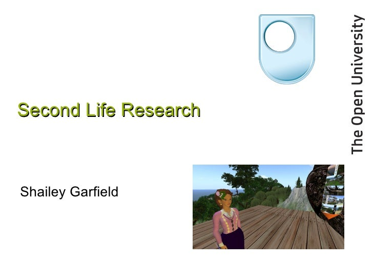 Second Life Research