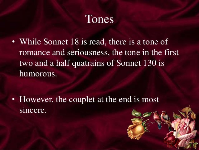 the sonnet as the voice of a culture And the african-american sonnet in a  gay chaps at the bar, which invoke both the african  on the relation between high culture and mass.