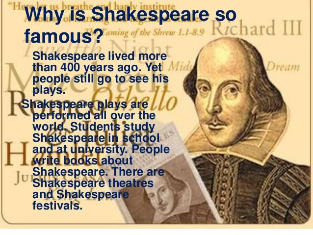 a biography of william shakespeare one of the best english writers The world's greatest playwright and writer of english language, william shakespeare  one of the earliest critics of shakespeare  - william shakespeare biography.