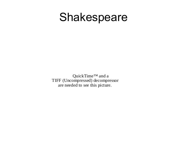 Mr. V's Shakespeare Into