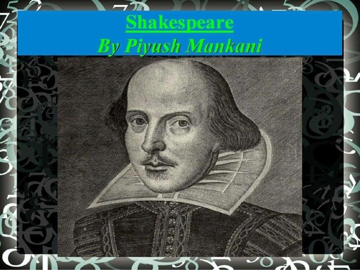Shakespeere