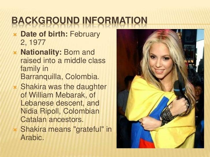 Shakira Biography - Childhood, Life Achievements & Timeline