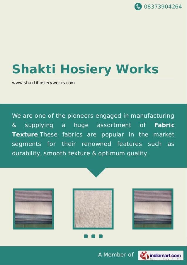 Shakti hosiery-works