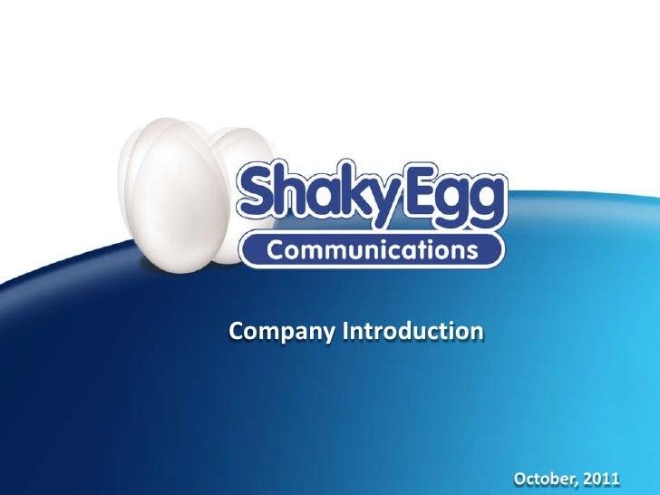 Shaky eggcommunications intro deck (oct 2011) digi.saas.rel