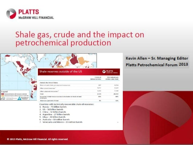 Shale Gas, Crude and Their Impact on Global Petrochemicals - December 2013