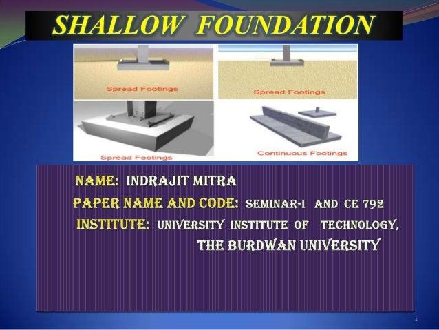 shallow foundation by indrajit mitra 01