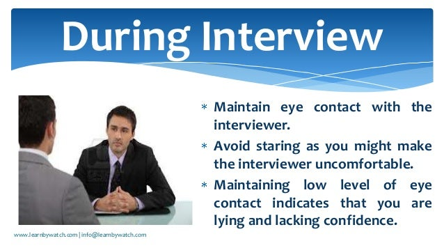 blog body language gestures avoid during interview