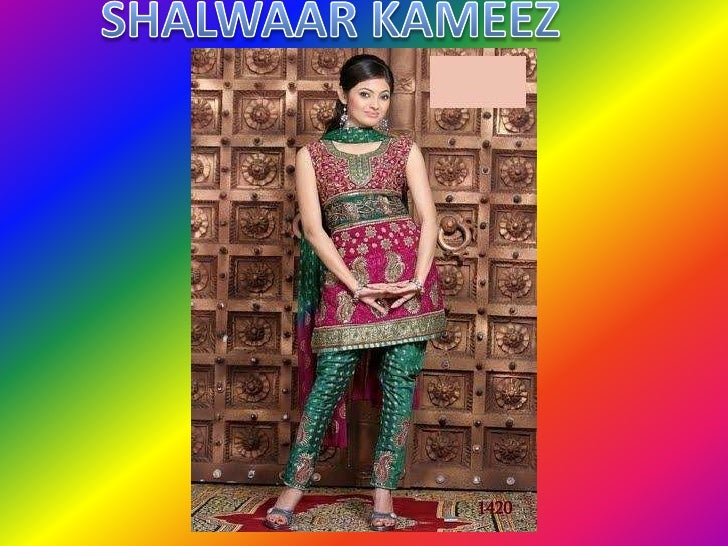 SHALWAAR KAMEEZ<br />