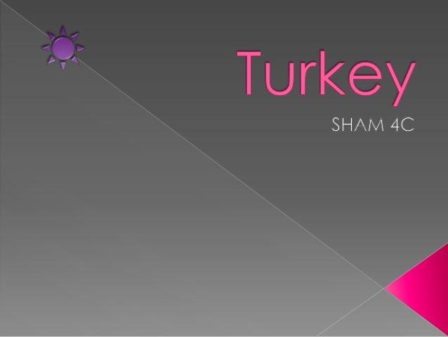Sham Turkey