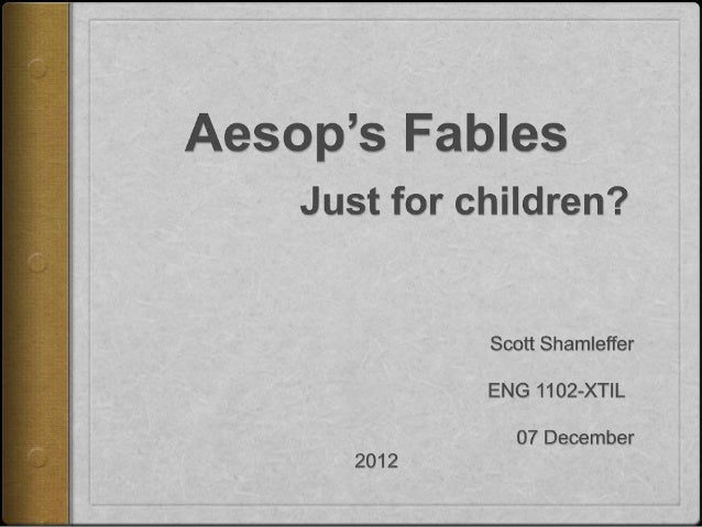 The Main Editions of Aesops Fables   William Caxtons Subtyl Historyes and Fables of Esope: 12 editions between 1484 and  ...