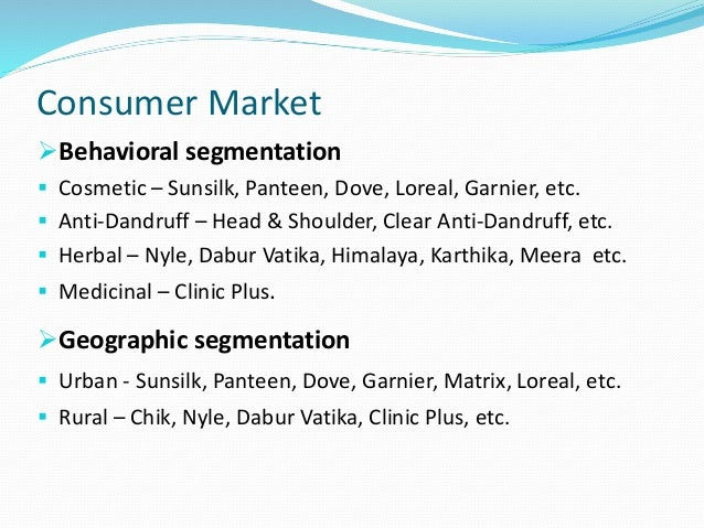 swot loreal shampoo The readers can gain vendor insights such as the swot analysis of competitive  firms, their capabilities, and success in the dry shampoo.