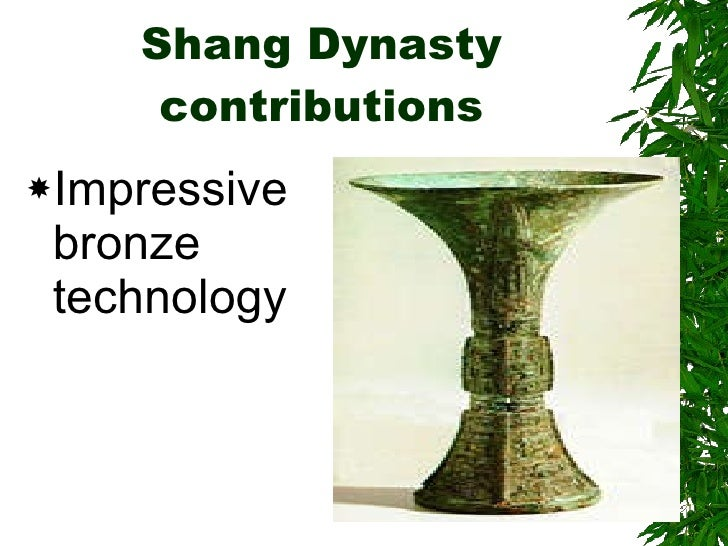 contributions of chinese civilization to the So what developed was a new urban type of culture that included eating  were  waged and contributed to the eventual establishment of might.
