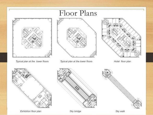 Floor Plans Pdf Shanghai World Financial Center Piedmont
