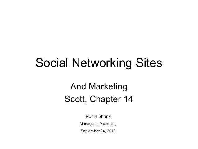 Shank robin social networking ignite
