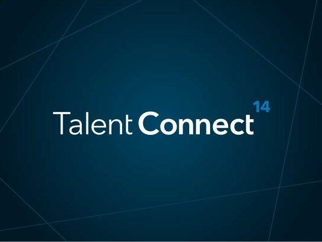LinkedIn Keynote | Talent Connect Sydney 2014
