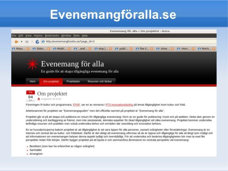Evenemangföralla.se