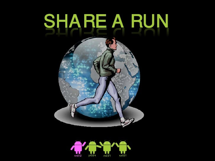 Android Share A Run