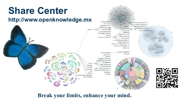Share Center http://www.openknowledge.mx Break your limits, enhance your mind.