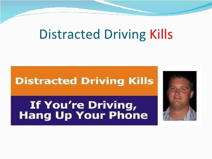 distracted driving kills Distracted driving is typically synonymous with texting but according to us army combat readiness center officials and the new york state police, any time a driver takes their eyes off the.