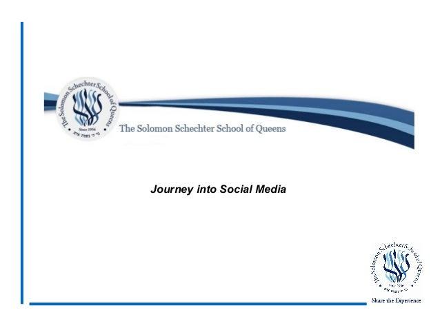 Journey into Social Media
