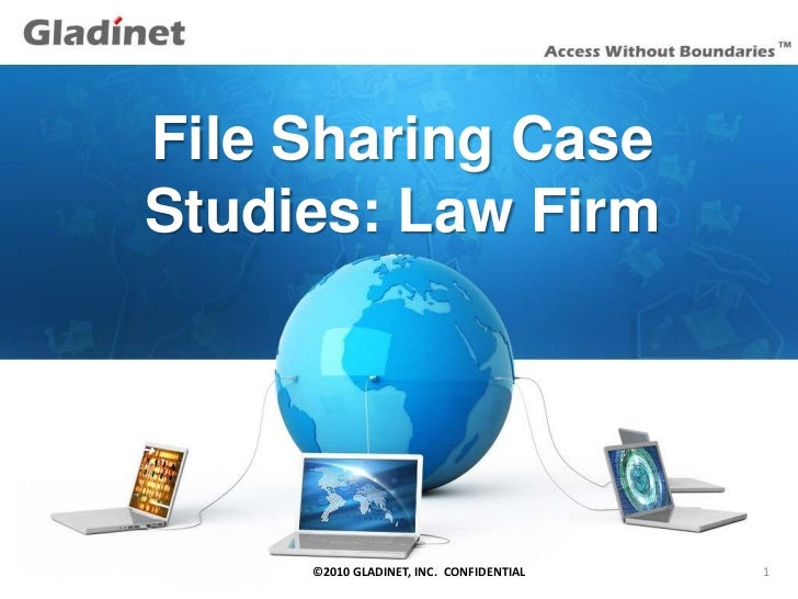 Share files with gladinet cloud
