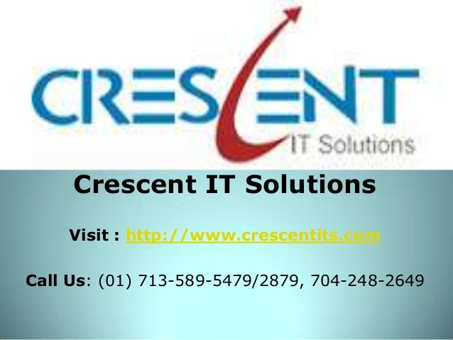 SharePoint Online Training and Placement @ Crescent IT Solutions