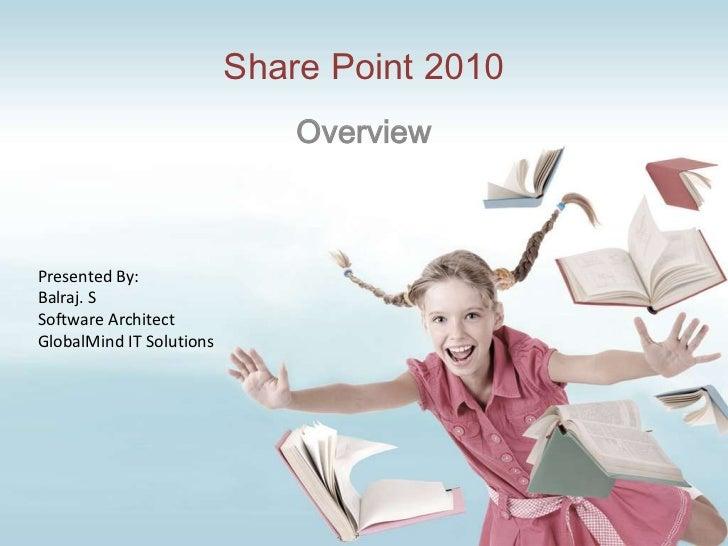 Share point 2010 Fundamentals