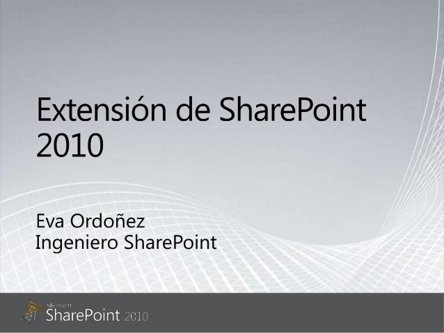 Share point 2010 DEV